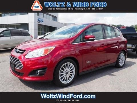2015 Ford C-MAX Energi for sale in Heidelberg, PA
