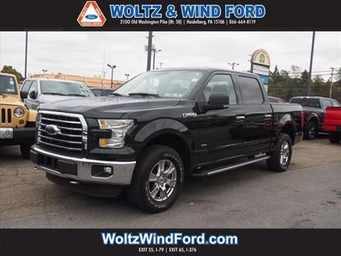 2015 Ford F-150 for sale in Heidelberg, PA