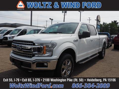 2018 Ford F-150 for sale in Heidelberg, PA