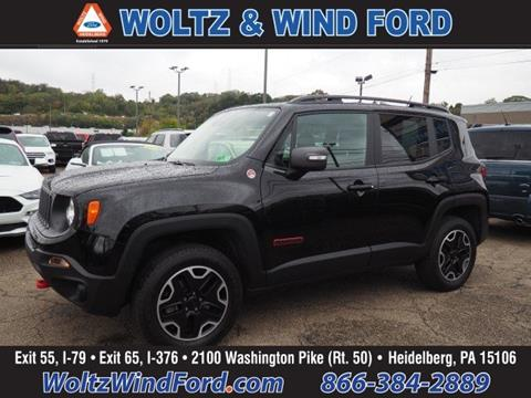 2017 Jeep Renegade for sale in Heidelberg, PA