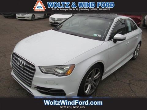 2016 Audi S3 for sale in Heidelberg, PA