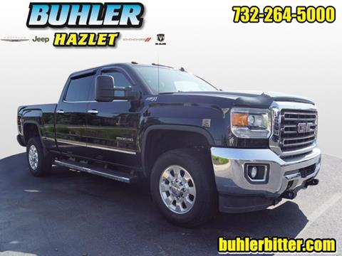 2015 GMC Sierra 2500HD for sale in Hazlet, NJ