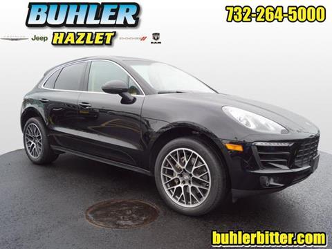 2015 Porsche Macan for sale in Hazlet, NJ