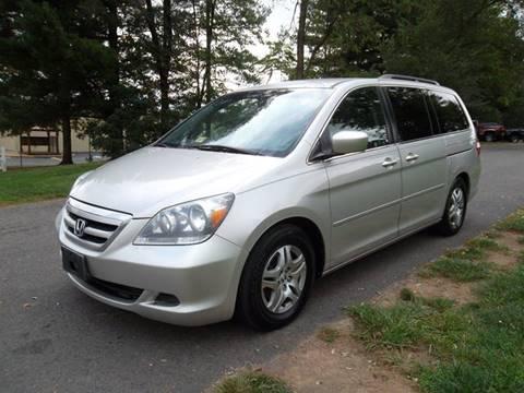2005 Honda Odyssey for sale in Leesburg, VA