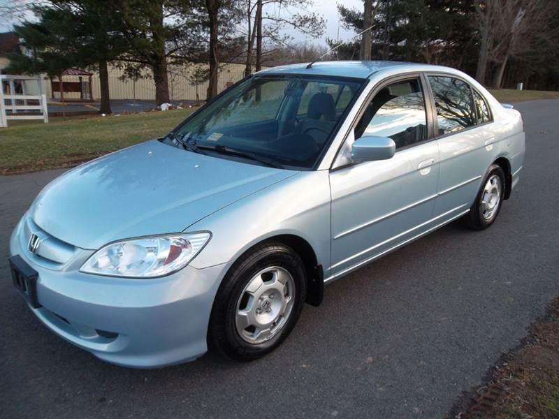 2004 Honda Civic Hybrid 4dr Sedan   Leesburg VA
