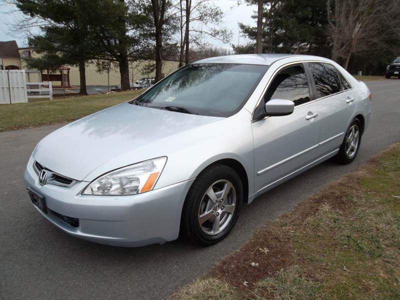 2005 Honda Accord Hybrid 4dr Sedan W/Navi   Leesburg VA
