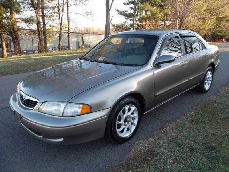 1999 Mazda 626 LX 4dr Sedan   Leesburg VA