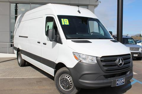2019 Mercedes-Benz Sprinter Cargo for sale in San Luis Obispo, CA