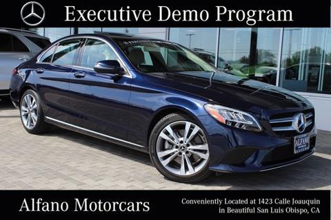 2019 Mercedes-Benz C-Class for sale in San Luis Obispo, CA