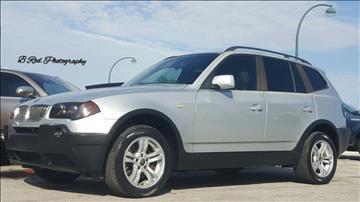 2005 BMW X3 for sale in Orlando, FL