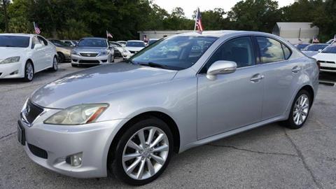 2010 Lexus IS 250 for sale in Orlando, FL