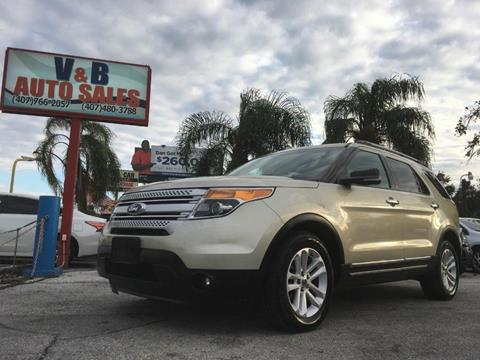 2011 Ford Explorer for sale in Orlando, FL