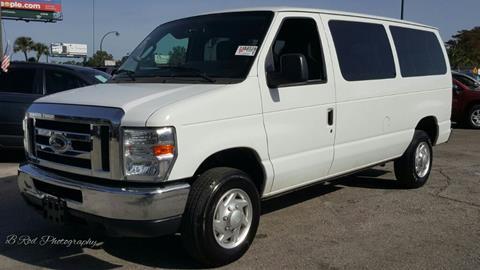 2011 Ford E-Series Wagon for sale in Orlando, FL
