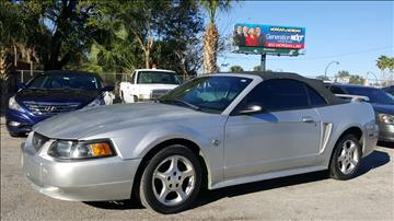 2004 Ford Mustang for sale in Orlando, FL