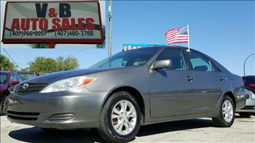 2004 Toyota Camry for sale in Orlando, FL