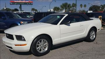 2008 Ford Mustang for sale in Orlando, FL