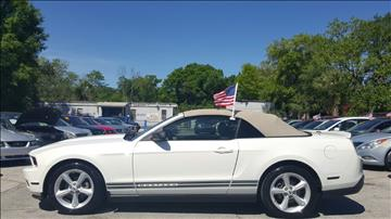 2010 Ford Mustang for sale in Orlando, FL
