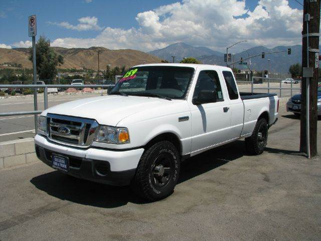 2008 Ford Ranger for sale at Exclusive Car & Truck in Yucaipa CA