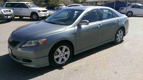 2008 Toyota Camry for sale at Exclusive Car & Truck in Yucaipa CA