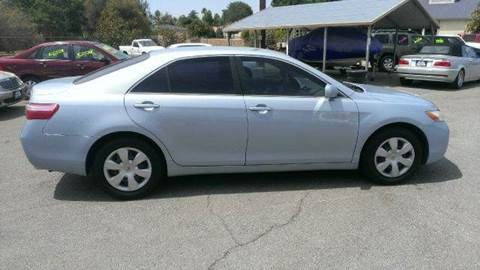 2009 Toyota Camry for sale at Exclusive Car & Truck in Yucaipa CA