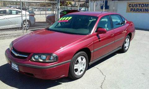 2005 Chevrolet Impala for sale at Exclusive Car & Truck in Yucaipa CA