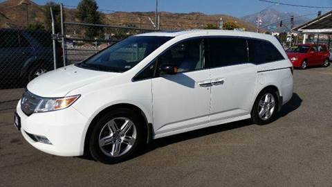2011 Honda Odyssey for sale at Exclusive Car & Truck in Yucaipa CA
