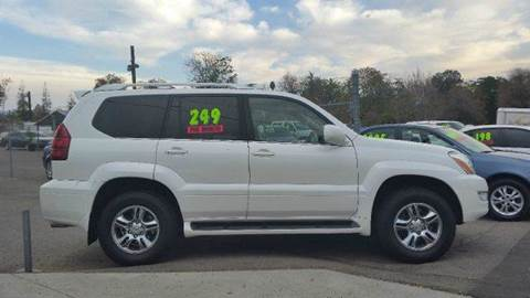 2004 Lexus GX 470 for sale at Exclusive Car & Truck in Yucaipa CA