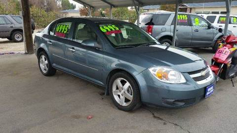 2005 Chevrolet Cobalt for sale at Exclusive Car & Truck in Yucaipa CA