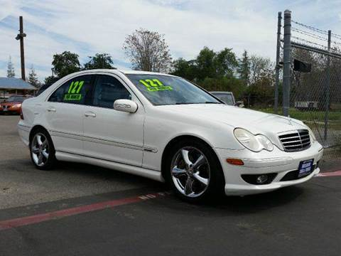 2006 Mercedes-Benz C-Class for sale at Exclusive Car & Truck in Yucaipa CA