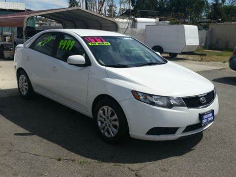 2010 Kia Forte for sale at Exclusive Car & Truck in Yucaipa CA