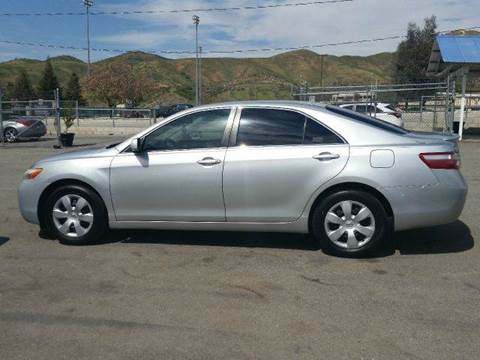 2007 Toyota Camry for sale at Exclusive Car & Truck in Yucaipa CA