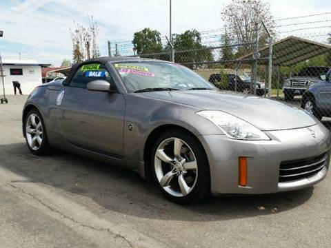 2007 Nissan 350Z for sale at Exclusive Car & Truck in Yucaipa CA