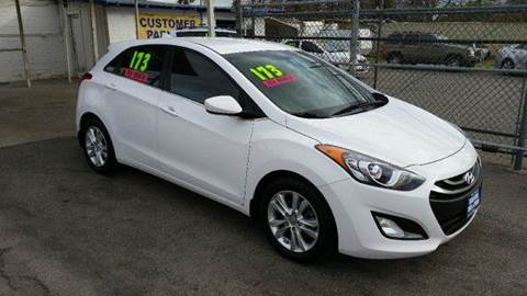 2013 Hyundai Elantra GT for sale at Exclusive Car & Truck in Yucaipa CA