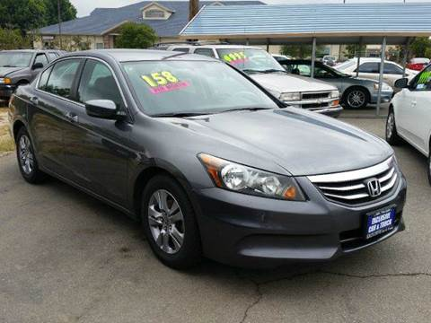 2012 Honda Accord for sale at Exclusive Car & Truck in Yucaipa CA