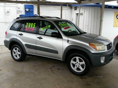 2001 Toyota RAV4 for sale at Exclusive Car & Truck in Yucaipa CA
