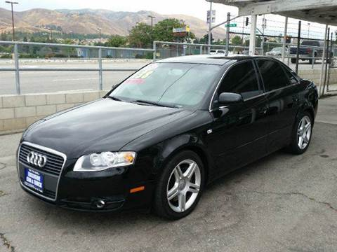 2007 Audi A4 for sale at Exclusive Car & Truck in Yucaipa CA