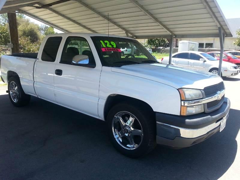 2005 Chevrolet Silverado 1500 for sale at Exclusive Car & Truck in Yucaipa CA