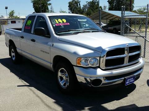 2004 Dodge Ram Pickup 1500 for sale at Exclusive Car & Truck in Yucaipa CA