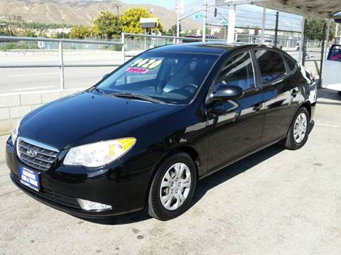 2009 Hyundai Elantra for sale at Exclusive Car & Truck in Yucaipa CA