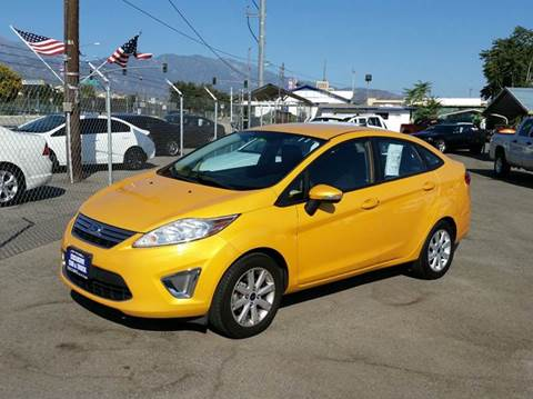2011 Ford Fiesta for sale at Exclusive Car & Truck in Yucaipa CA