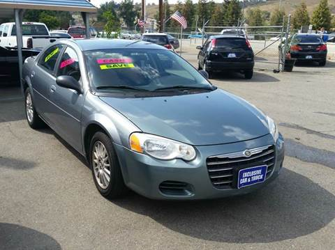 2006 Chrysler Sebring for sale at Exclusive Car & Truck in Yucaipa CA