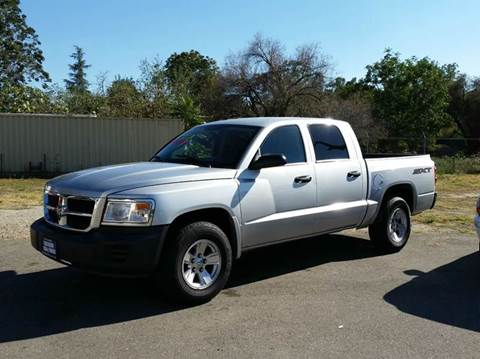2008 Dodge Dakota for sale at Exclusive Car & Truck in Yucaipa CA