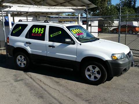 2005 Ford Escape for sale at Exclusive Car & Truck in Yucaipa CA