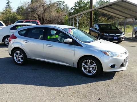 2013 Ford Focus for sale at Exclusive Car & Truck in Yucaipa CA