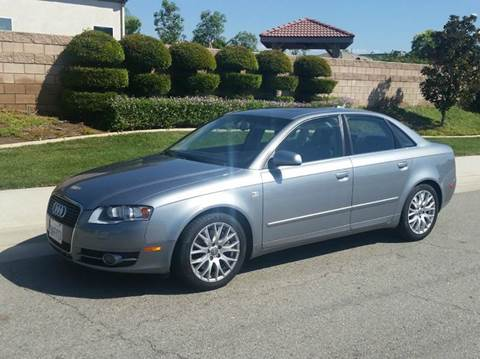 2005 Audi A4 for sale at Exclusive Car & Truck in Yucaipa CA