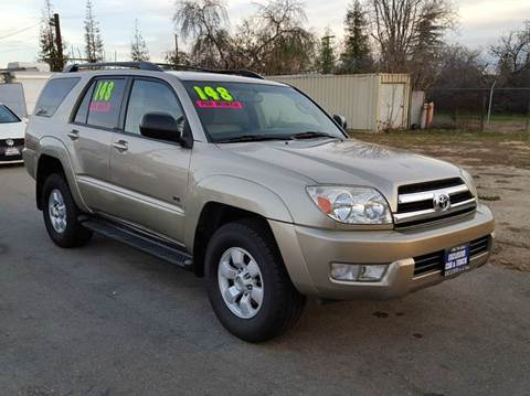 2005 Toyota 4Runner for sale at Exclusive Car & Truck in Yucaipa CA