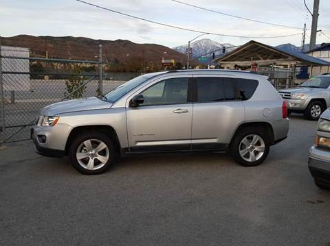 2011 Jeep Compass for sale at Exclusive Car & Truck in Yucaipa CA