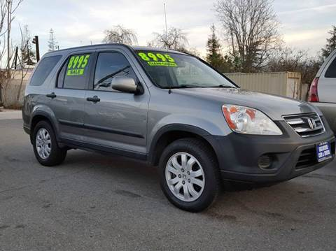 2006 Honda CR-V for sale at Exclusive Car & Truck in Yucaipa CA
