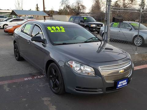 2009 Chevrolet Malibu for sale at Exclusive Car & Truck in Yucaipa CA