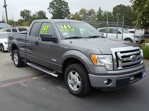 2011 Ford F-150 for sale at Exclusive Car & Truck in Yucaipa CA